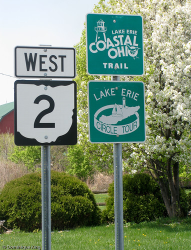 Lake Erie Coastal Ohio Trail