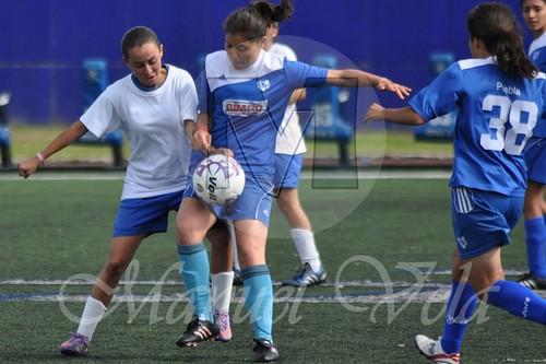 DSC_0068 3º Partido de pretemporada Puebla FC Femenil vs Tec de Monterrey *Campus Puebla* por LAE Manuel Vela