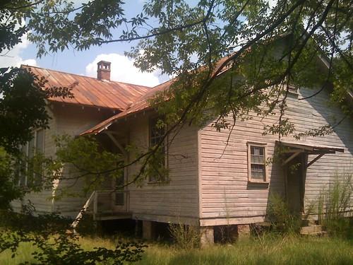 Cecil, Alabama Rosenwald School