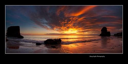 beach sunrise bay coast limestone grotto northeast formations geological masden notsunset iamnikon natureskingdom