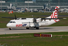 EuroLOT Polish Airlines ATR 72-202 SP-LFC (42684)