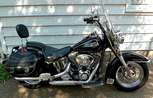Harley-Davidson Heritage Softtail