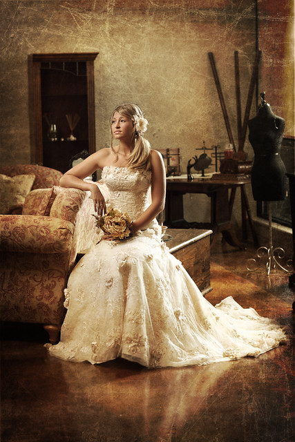 ~Phamster~ - Kim Bridal ~ Vintage Bride part 2