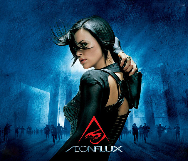 Header of Aeon Flux