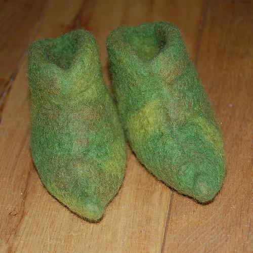 Elfenslofjes 2 by het groene kamertje