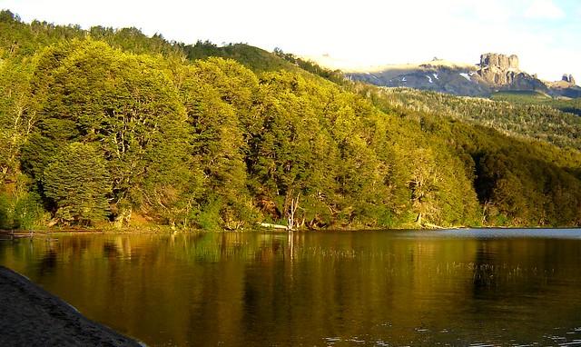 Sunset at Patagonia
