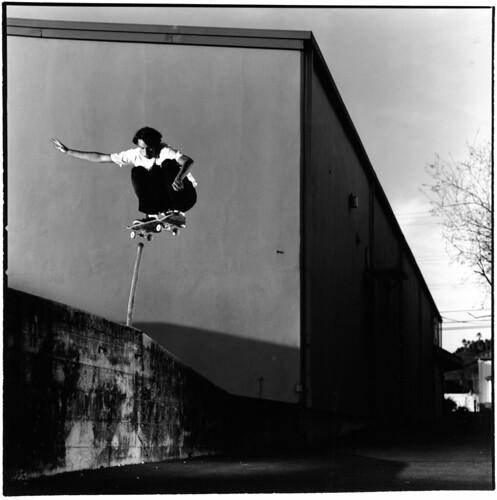 Eric Reichwein, Pole-jam Drop