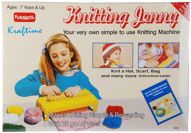 Knitting Jenny Basics : Knitting jenny jumbo uk version flickr photo sharing