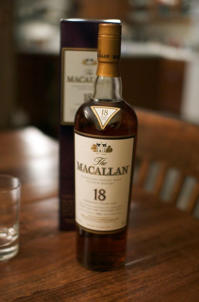The Macallan 18