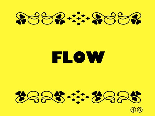 Buzzword Bingo: Flow
