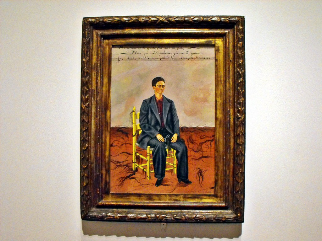 Frida Kahlo Pinturas Famosas Frida Kahlo Obras Famosas