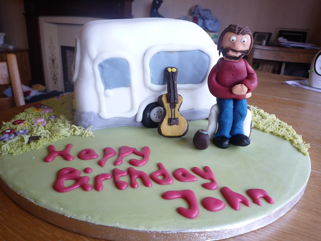 Birthday Cake For John : John s birthday cake Flickr - Photo Sharing!