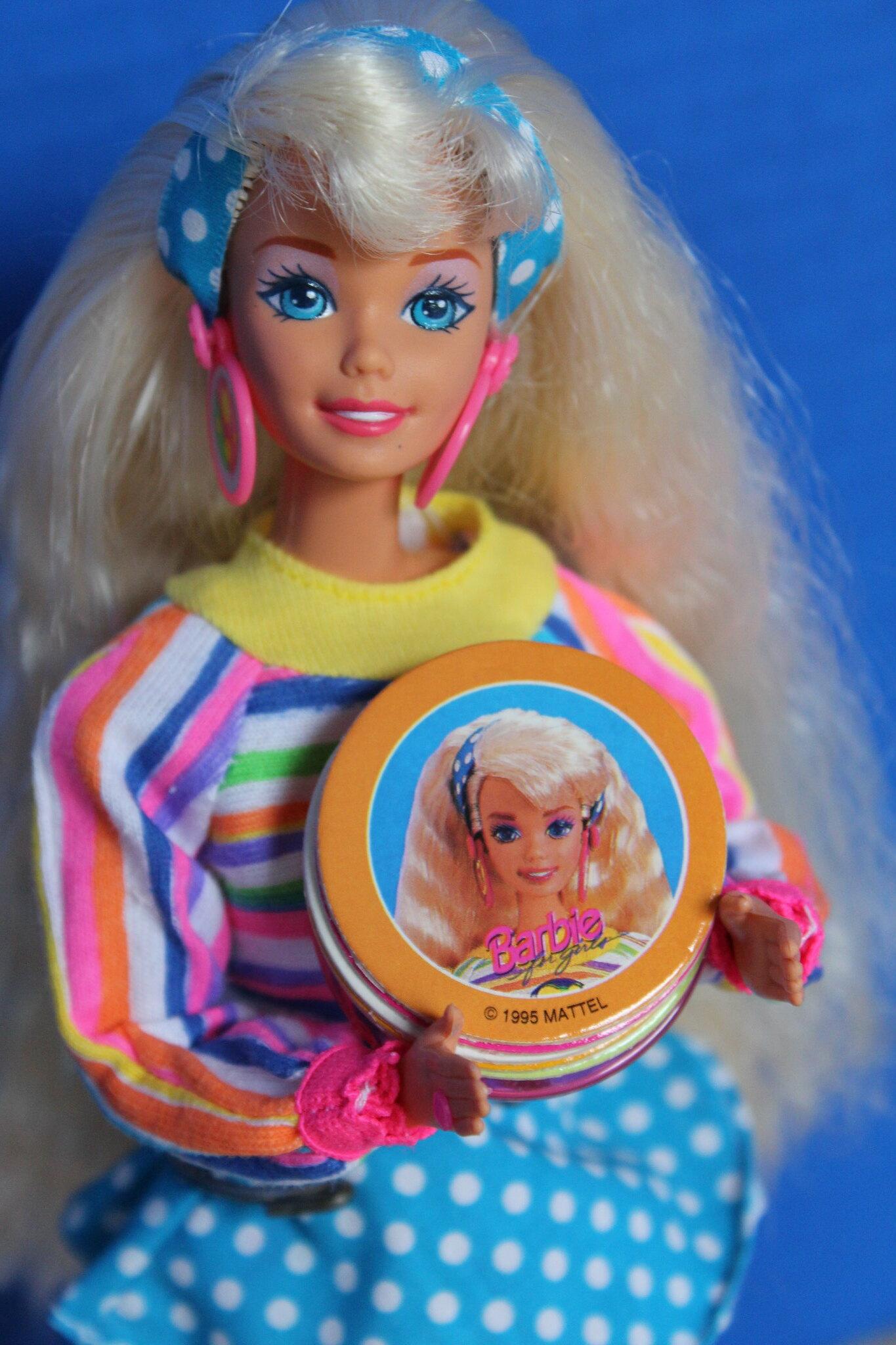 POGs Barbie