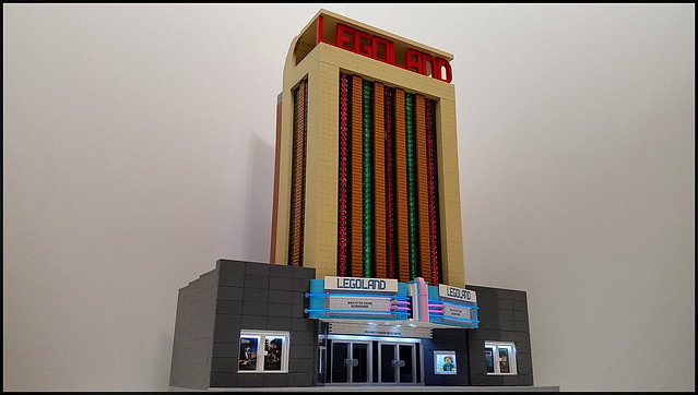 Legoland Movie Theater