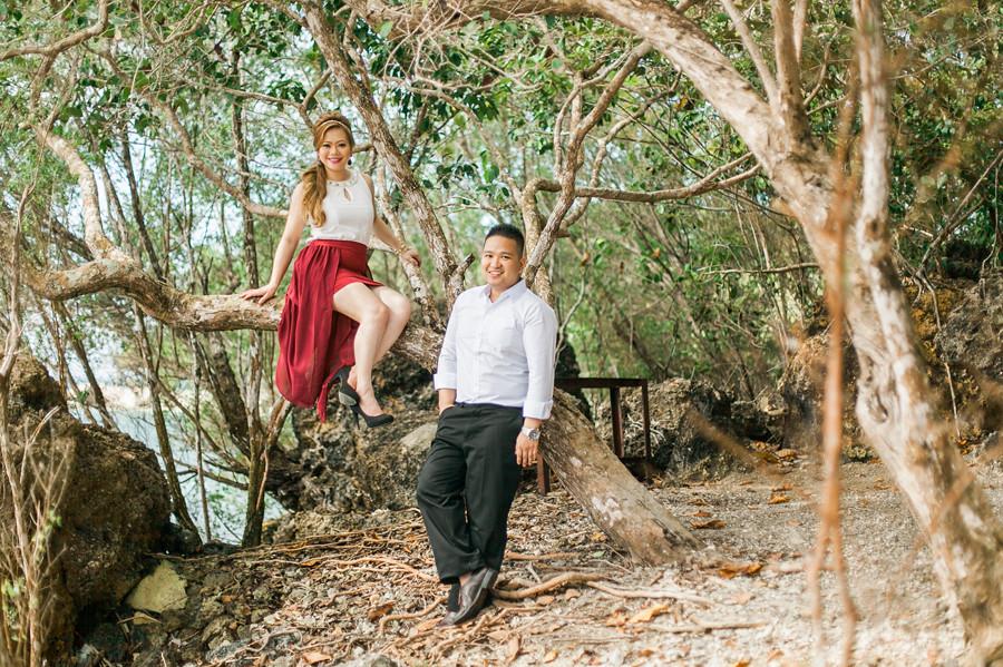 Buenavista Island Prenup Photos