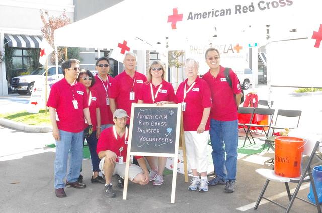 Red Cross SCV Volunteers