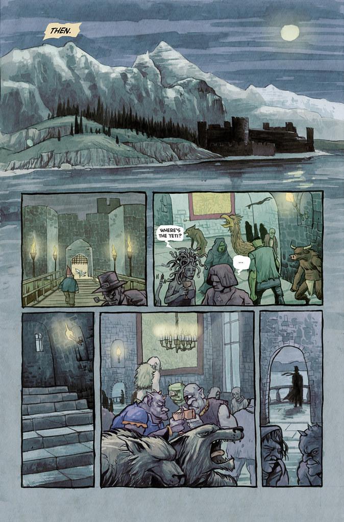 page 1 paranoid