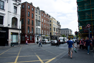 Dublin Bicycles - The Intersection