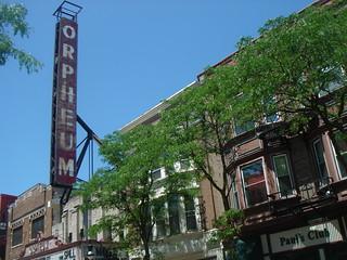 Orpheum, Downtown Madison