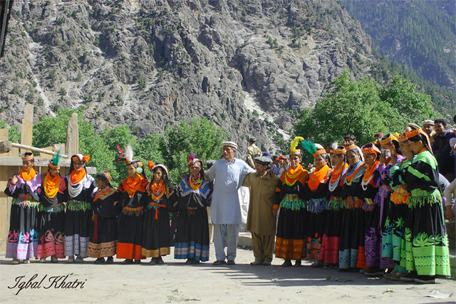 Cheelim Jusht Festival 2010 - Kalash