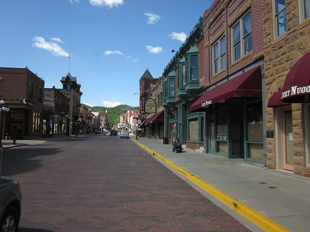 Deadwood, South Dakota, Cadillac Jacks Casino