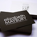 Elizabeth Maybury Business Cards