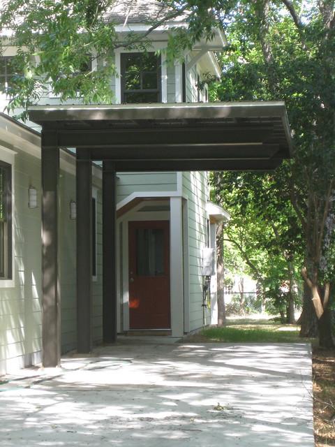 Cantilever carport flickr photo sharing for House car parking designs