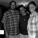 Tony Spera, 826 Paranormal James Myers, and Lorraine Warren