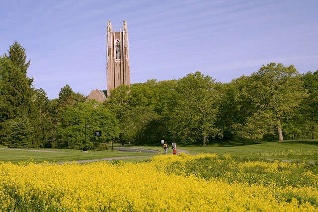 Wellesley College's Galen Stone Tower