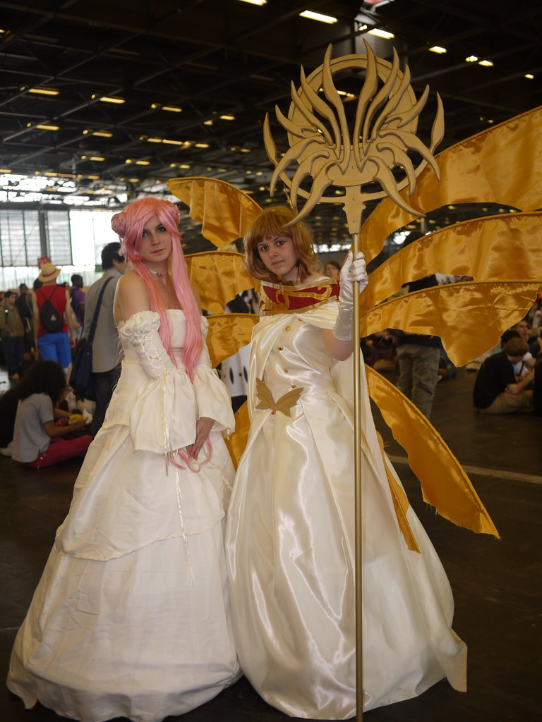 related image - Japan Expo - Cosplay - P1460454