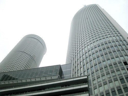 JRセントラルタワーズ (JR Central Towers)