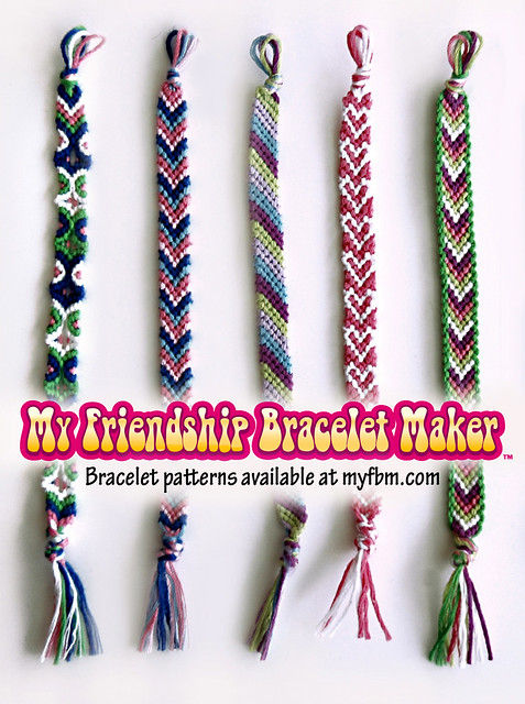 Broken friendship bracelet