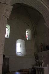 Eglise Notre-Dame de Coussay-les-Bois