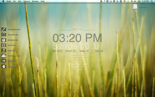 July Desktop