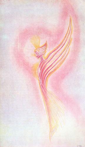 Anjo do Raio Rosa