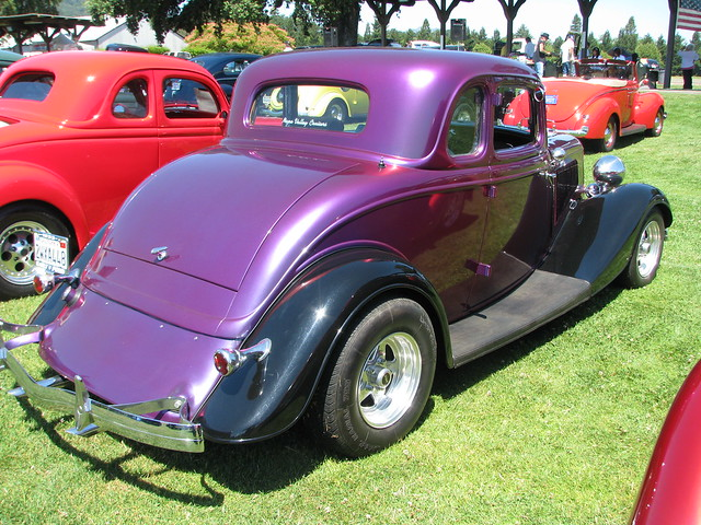 1933 ford 5 window coupe custom 39 2wxa448 39 2 flickr for 1933 ford 5 window coupe