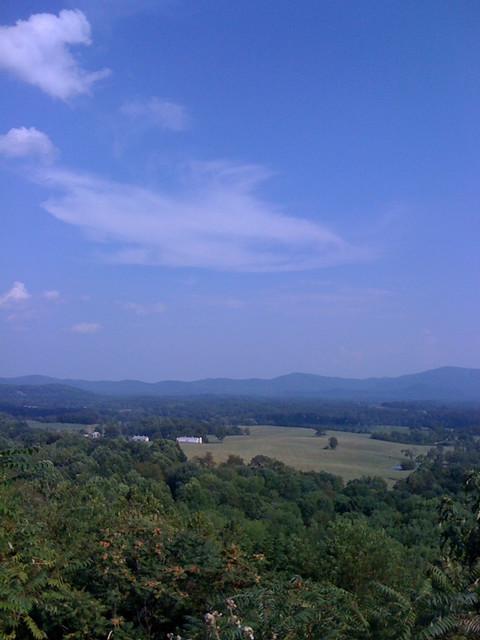 Farm land in Virginia