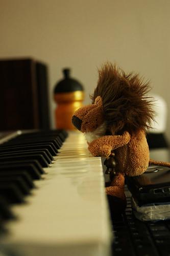 composing new music