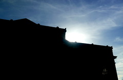 Power Plant silhouette