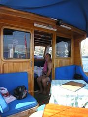 vehicle, cabin, vacation, boat,