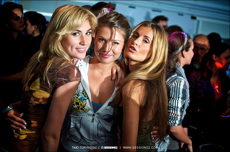Madwave & Calvin Klein presents :: Kazantip Z18 Official Sea Cruise 24.7.2010 @ Helsinki