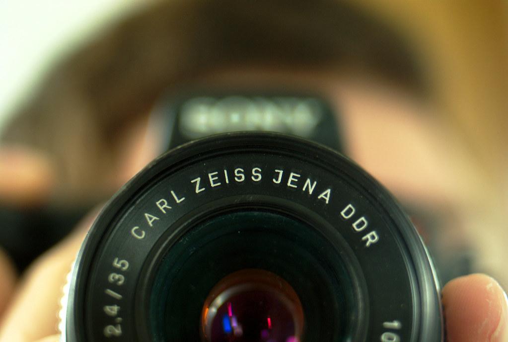 Carl Zeiss Jena DDR B