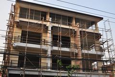 Mae Sot under construction