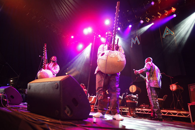 Sounds of West Africa || Womad 2010