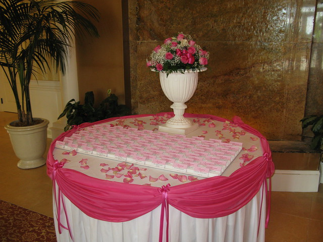card table wedding reception fun wedding decor