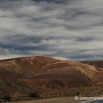 Colorful Hills on the Way to Purmamarca - Argentina