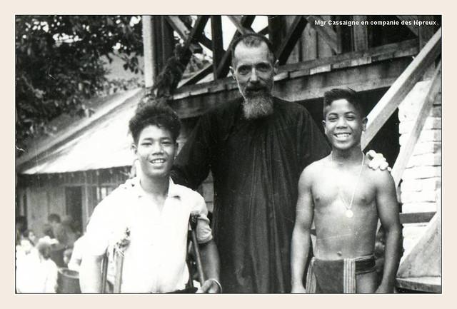 Père J. Cassaigne à Djiring