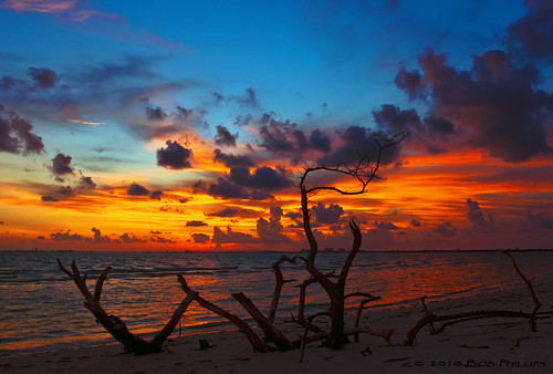 sunset sky gulfofmexico clouds florida fortmyersbeach