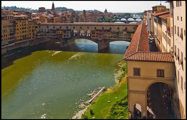 Best Vasari Corridor Tour