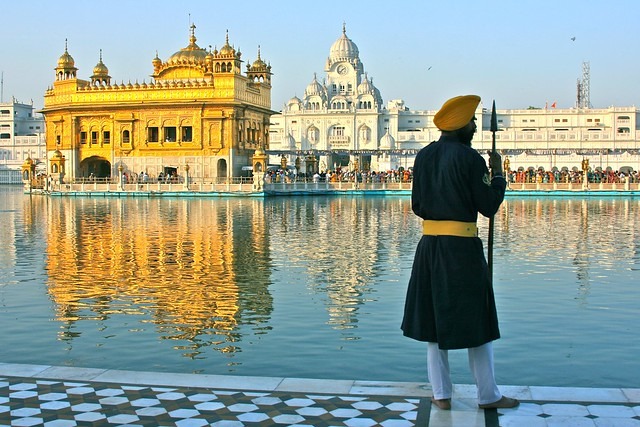 Golden Temple Guard